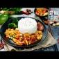 �S家批�l200g泡椒牛肉常�卣{理料理包 中式快餐方便菜肴包料理包