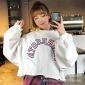 �n��代�正品�n版女�b-2018春-��松修身�A�I短袖T恤-T-10691