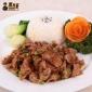 巴西烤肉�{理包220g �w�诧� 冷�龀善凡� 中式快餐料理包 速食批�l